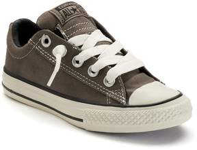 Converse Kid's Chuck Taylor All Star Street Slip Shoes