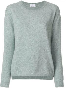Allude crewneck sweater