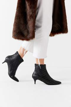 Urban Outfitters Jules Studded Kitten Heel Ankle Boot