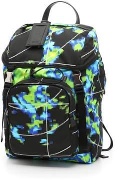 Prada Radar Nylon Backpack