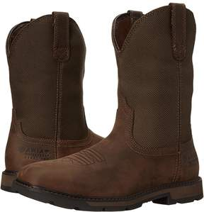 Ariat Groundbreaker Wide Square Toe H20 ST Cowboy Boots
