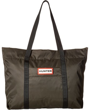 Hunter - Nylon Tote Tote Handbags