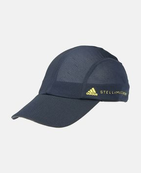 adidas by Stella McCartney Stella McCartney black running cap