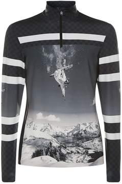 Bogner Verti Graphic Skier Base Layer
