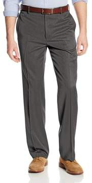 Van Heusen Men's Flat Front Ultimate Traveler Dress Pants