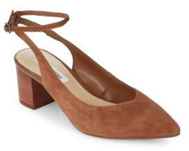 Saks Fifth Avenue Reese Leather Pumps