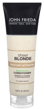 John Frieda Sheer Blonde Conditioner Lighter Blondes - 8.45oz