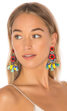 Elizabeth Cole Zaya Earrings