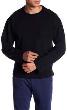 Drifter Rukuo Pocket Front Long Sleeve Tee
