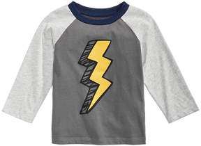 First Impressions Bolt Long-Sleeve Cotton T-Shirt, Baby Boys (0-24 months), Created for Macy's