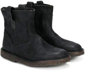 Pépé crepe sole boots
