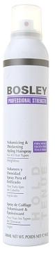 Bosley Professional Strength Volumizing & Thickening Styling Hairspray