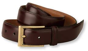 L.L. Bean Men's Dress Chino Belt