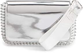 Paco Rabanne Mini Leather Wristlet