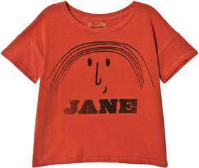 Bobo Choses Spice Route Little Jane Short-Sleeved T-Shirt