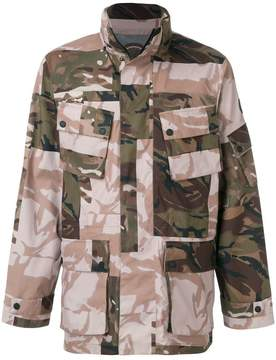Christopher Raeburn camouflage coat
