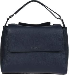 Orciani Flapped Shoulder Bag