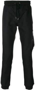 Diesel Black Gold zip pocket tapered trousers