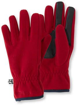 L.L. Bean Men's Wind Challenger Fleece Gloves