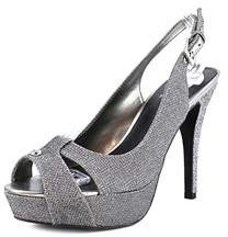 G by Guess Women's Cathy Slingback Platform Sandals.