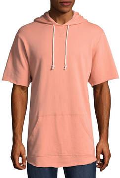 Arizona Short Sleeve Terry Cloth Hoodie