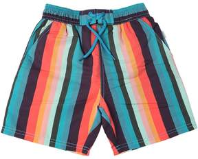 Paul Smith Striped Nylon Swim Shorts