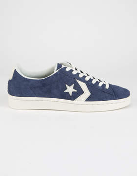 Converse Pro Leather Navy Shoes