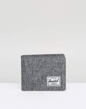 Herschel Roy Bi-Fold Wallet with Coin Pocket & RFID