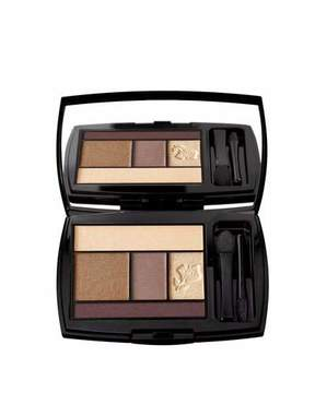 Lancome Limited Edition Color Design 5-Pan Eyeshadow Palette - Holiday Color Collection