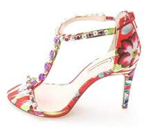INC International Concepts Womens Rylee Open Toe Casual T-strap Sandals.