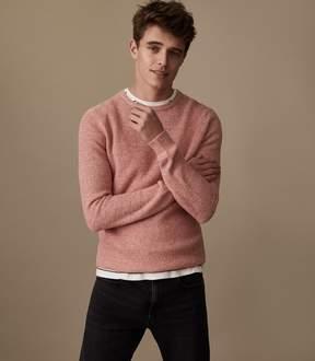 Reiss ROCCO Cotton blend jumper