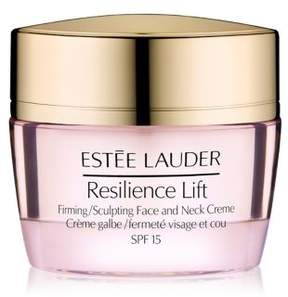 Estee Lauder Resilience Lift Firming/Sculpting Face and Neck Creme Broad Spectrum SPF 15