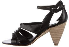 Belle by Sigerson Morrison Multistrap Leather Sandals