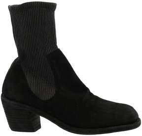 Guidi Kangaroo Ankle Boot