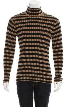 Dries Van Noten Fitted Turtleneck Sweater