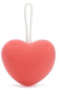 Forever 21 Heart Bath Sponge