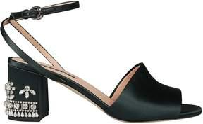 Rochas Embellished Sandals