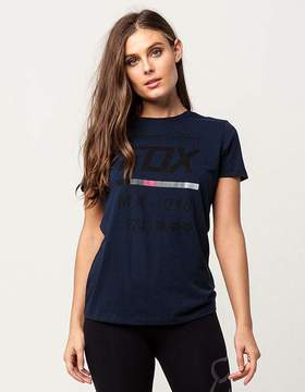 Fox Drafter Womens Tee