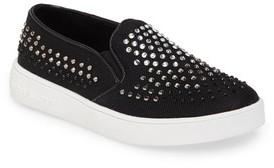 MICHAEL Michael Kors Girl's Ivy Meadow Slip-On Sneaker