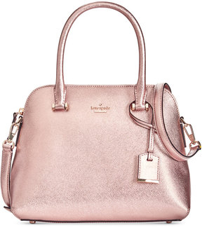 Kate Spade Cameron Street Maise Small Satchel - ROSE GOLD - STYLE