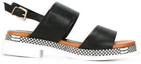 Robert Clergerie Camas sandals