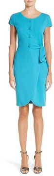 Emporio Armani Women's Knotted Wrap Skirt Dress