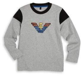 Armani Junior Little Boy's & Boy's Cotton T-Shirt