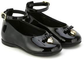Dolce & Gabbana ankle strap ballerinas