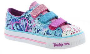 Skechers Twinkle Toes Shuffles-Sweet Spirit (Girls' Toddler-Youth)
