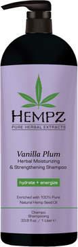 Hempz Vanilla Plum Herbal Moisturizing & Strengthening Shampoo
