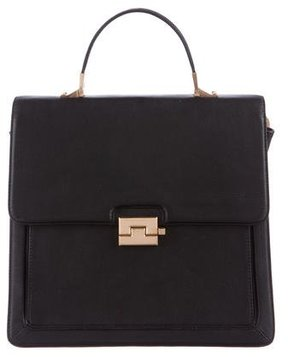 Rachel Zoe Pebbled Leather Satchel
