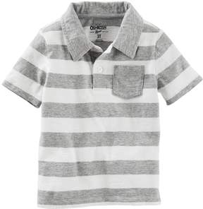 Osh Kosh Oshkosh Bgosh Toddler Boy Striped Polo