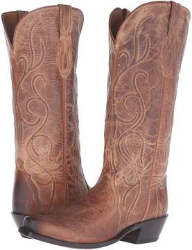 Lucchese Patsy Cowboy Boots