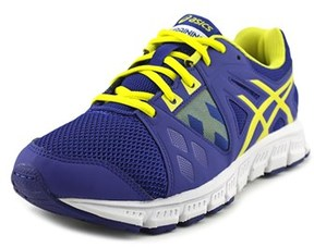 Asics Gel-1000 4 Ps Youth Round Toe Synthetic Blue Running Shoe.